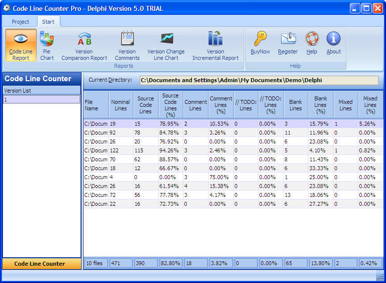 delphi xe2 crystal reports vcl